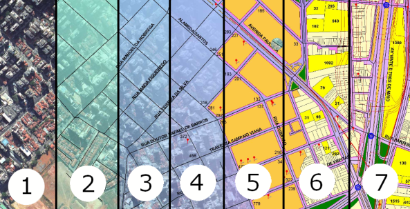 Mapa Urbano Básico